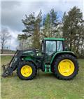 John Deere 6310 Lastare, 2001, Traktori