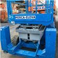 Genie GS 3268, 2003, Plataformas tijera