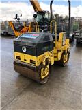 Bomag BW 90 AD-2, 2003, Twin drum rollers