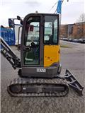Volvo EC 25, 2018, Mini excavators < 7t (Mini diggers)