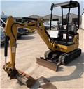Caterpillar 301.7 D, 2016, Mini excavators < 7t (Mini diggers)