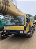 XCMG QY80K, 2010, Mobile and all terrain cranes