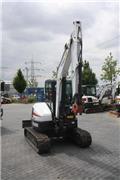 Bobcat E 50, 2017, Mini excavators < 7t (Mini diggers)