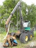 Logman 821 H, 2006, Combi harvester