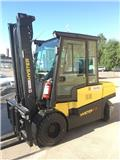 Hyster J5.5XN, 2018, Electric Forklifts