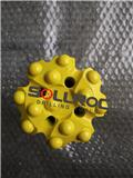 Drilling equipment accessory or spare part Sollroc T51 button bit, 2019