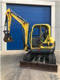 Neuson 50 Z 3 RD, 2008, Mini Excavators <7t (Mini Diggers)