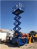 Genie GS 3268, 2007, Scissor Lifts