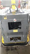 Wacker Neuson DPU100-70LES, 2015, Placas compactadoras