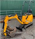 JCB 8008 CTS, 2016, Mini Excavators <7t (Mini Diggers)