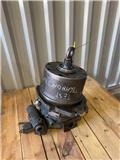 hydraulic motor Linde BMV 135-01, Гидравлическая система