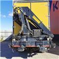 HMF 1563, 2004, Loader crane