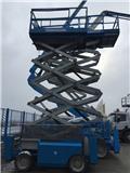 Genie GS 3268 RT, 2008, Radne platforme na makaze