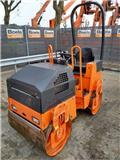 Bomag BW 90 AD-2, 2007, Twin drum rollers