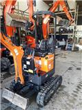 Doosan Kurzheckbagger DX 10Z, 2017, Mini excavadoras < 7t