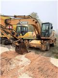 Case WX 185, 2009, Wheeled Excavators
