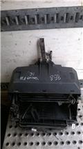 Volvo FH16, Kabinos