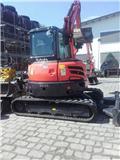 Kubota U 55-4, 2017, Mini excavators < 7t (Mini diggers)