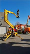 sequani cs 135.1, 2011, Compact self-propelled boom lifts