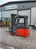 Linde E18, 2015, Electric Forklifts