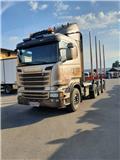 Scania R 620, 2013, Tømmerbiler