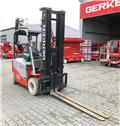 Manitou ME 430, 2016, Electric forklift trucks