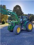 John Deere 6534 Premium, 2011, Tractores