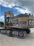 Caterpillar 345 C L, 2009, Excavadoras sobre orugas