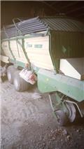 Krone Titan 6/40, 2002, Self loading trailers