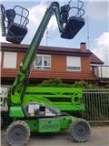 Niftylift HR 21 4x4, 2012, Articulated boom lifts