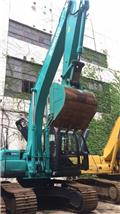 Kobelco SK 200-8, Pásová rýpadla