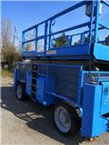 Genie GS 5390, 2003, Radne platforme na makaze