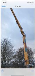 Liebherr R 954, 1996, Demolition excavators