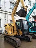 Caterpillar 307 C, 2013, Midi excavators  7t - 12t