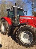 Massey Ferguson 7718, 2016, Traktorer