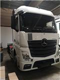 Mercedes-Benz Actros 2542 L, 2012, Demontažnii kamioni za podizanje kabela