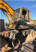 JCB JS 150, Wheeled excavators