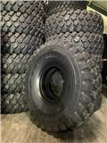 Michelin 1600R20 XZL, Tyres, wheels and rims