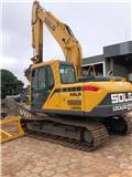 SDLG LG6150E, 2016, Crawler excavators