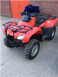 Honda TRX 420, 2012, ATVs