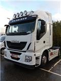 Iveco Hi-Way 4x2 388tkm, 2015, Dragbilar