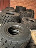 8.25R15 Michelin XZM، 2020، الإطارات والعجلات والحافات