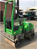 Bomag BW 100 AD M-2, 2008, Twin drum rollers