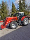 Massey Ferguson 71, 2018, Traktorit