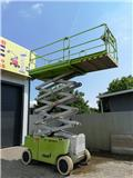 Iteco IT 12151, 2008, Scissor Lifts