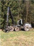 Logset 10 H, 2007, 원목 하베스터