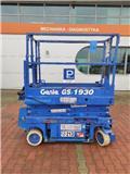 Genie GS 1930, 2001, Plataformas tijera