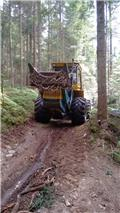 HSM 805 B, 1998, Tractor forestal