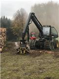 Timberjack 1270D, 2004, Combine forestiere