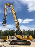 Komatsu PC450, 2006, Demolition